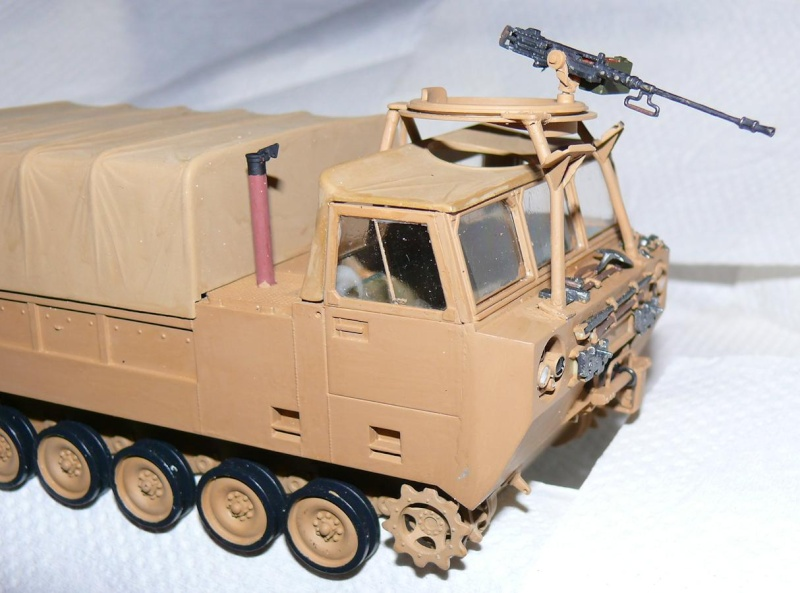 M548A1 au 1/35 de AFV CLUB Photo472