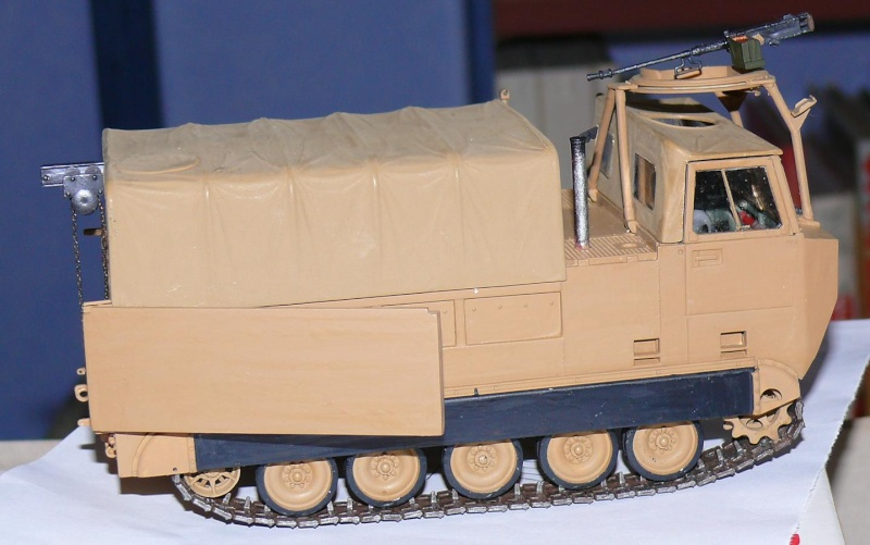 M548A1 au 1/35 de AFV CLUB Photo476