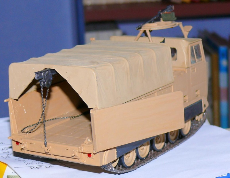 M548A1 au 1/35 de AFV CLUB Photo477