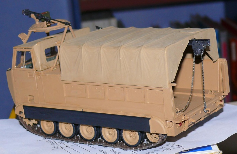 M548A1 au 1/35 de AFV CLUB Photo478