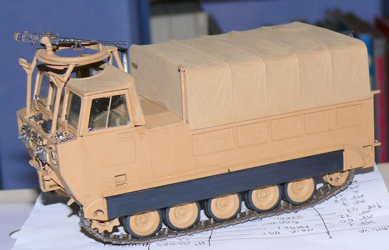 M548A1 au 1/35 de AFV CLUB Photo479