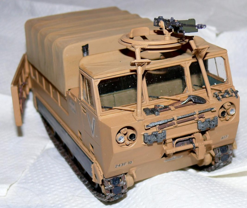 M548A1 au 1/35 de AFV CLUB Photo480