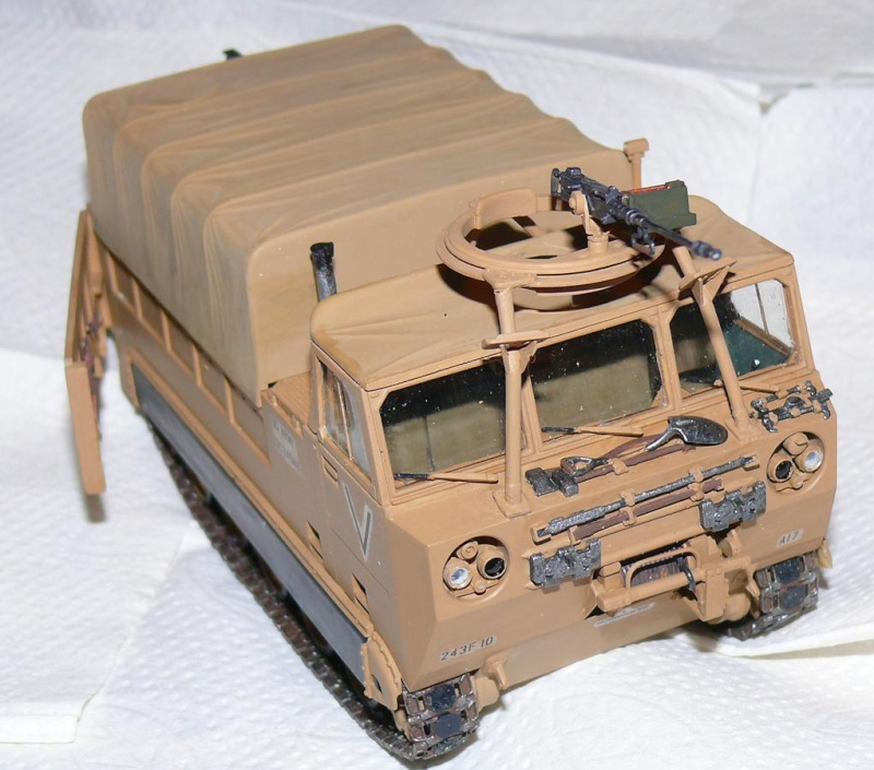 M548A1 au 1/35 de AFV CLUB Photo481