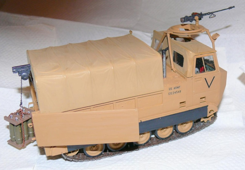 M548A1 au 1/35 de AFV CLUB Photo482