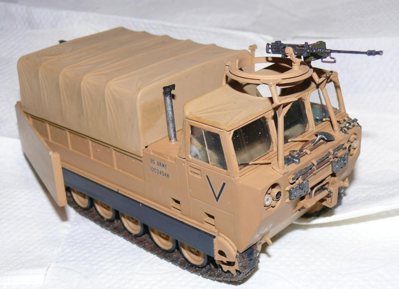 M548A1 au 1/35 de AFV CLUB Photo484