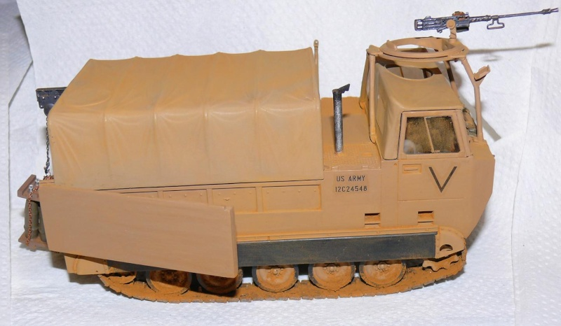 M548A1 au 1/35 de AFV CLUB Photo495