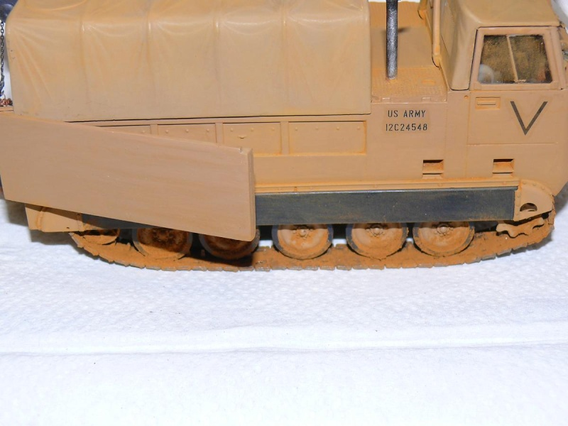 M548A1 au 1/35 de AFV CLUB Photo496
