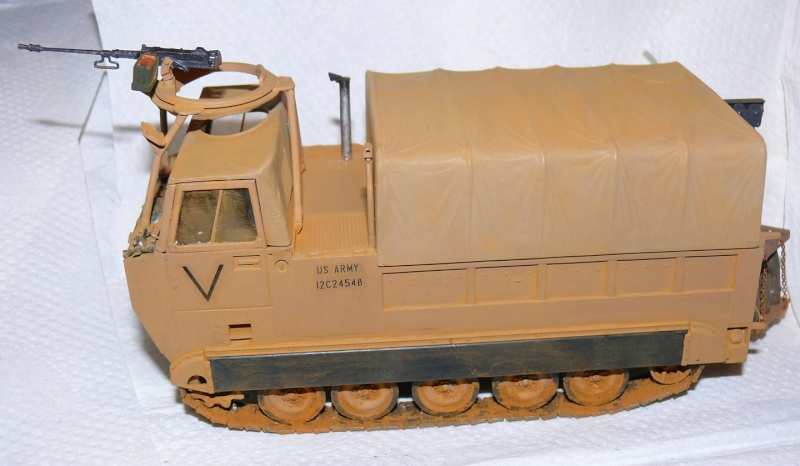 M548A1 au 1/35 de AFV CLUB Photo497