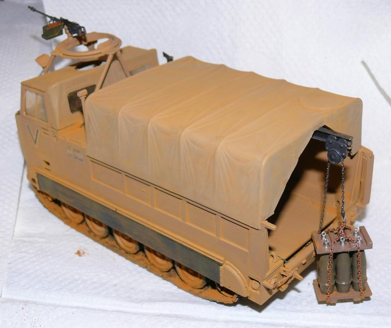M548A1 au 1/35 de AFV CLUB Photo498