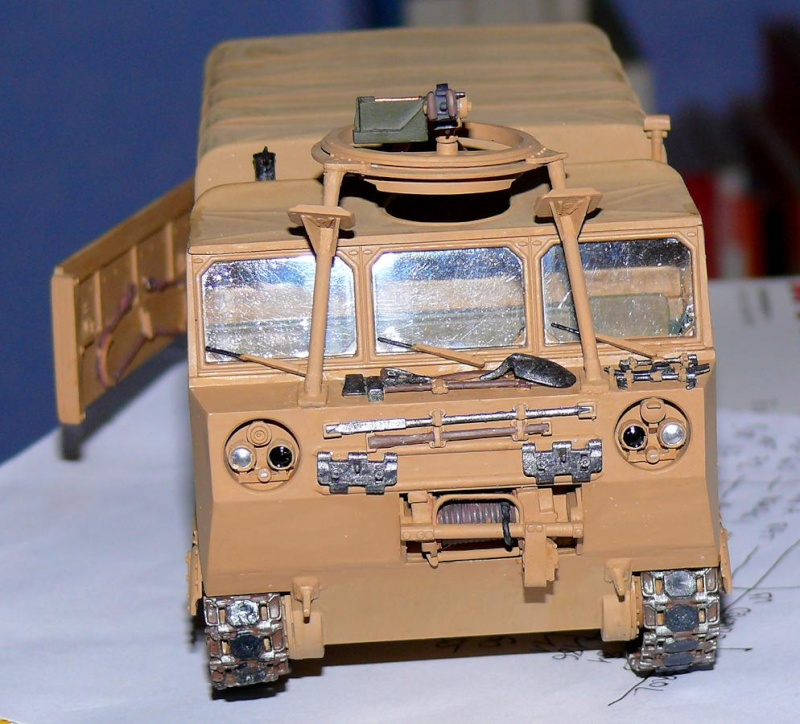 M548A1 au 1/35 de AFV CLUB Photo557