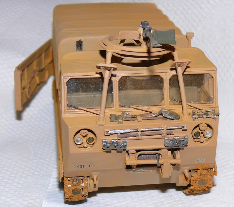 M548A1 au 1/35 de AFV CLUB Photo558