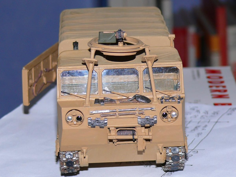 M548A1 au 1/35 de AFV CLUB Photo647