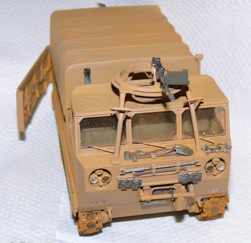 M548A1 au 1/35 de AFV CLUB Photo648