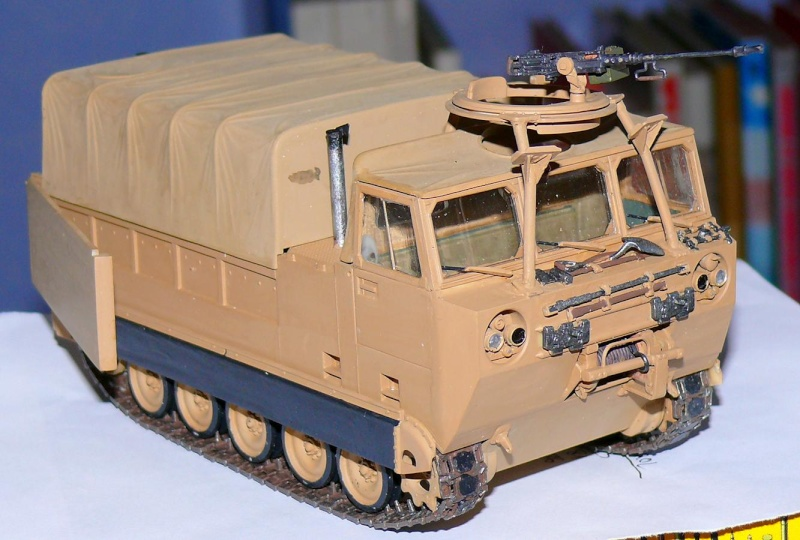 M548A1 au 1/35 de AFV CLUB Photo734