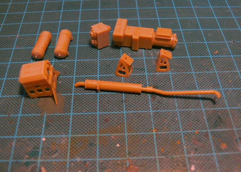 RG 31 MK3 US ARMY MINE-PROTECTED ARMORED PERSONNEL CARRIER de Kinétic au 1/35 ème Photo819