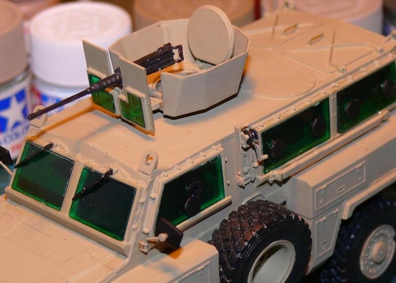 RG 31 MK3 US ARMY MINE-PROTECTED ARMORED PERSONNEL CARRIER de Kinétic au 1/35 ème Photo822