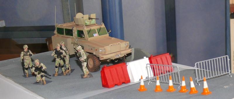 RG 31 MK3 US ARMY MINE-PROTECTED ARMORED PERSONNEL CARRIER de Kinétic au 1/35 ème Photo823