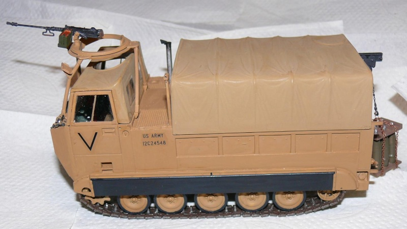 M548A1 au 1/35 de AFV CLUB Photo826