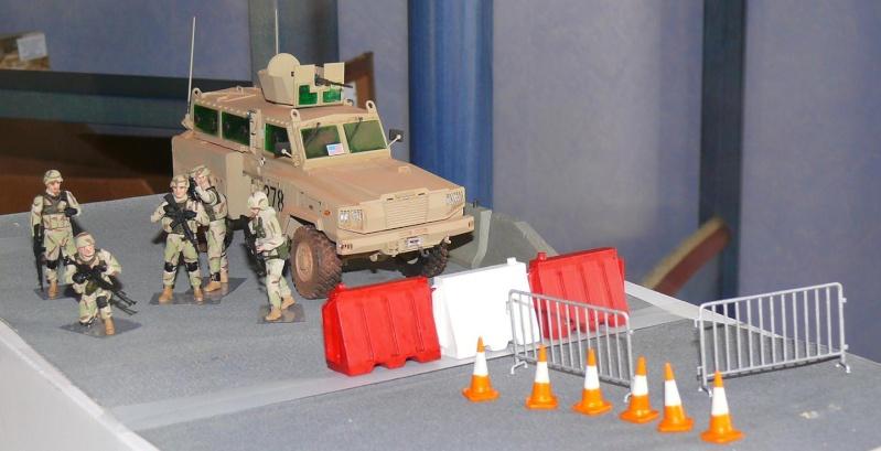 RG 31 MK3 US ARMY MINE-PROTECTED ARMORED PERSONNEL CARRIER de Kinétic au 1/35 ème Photo925