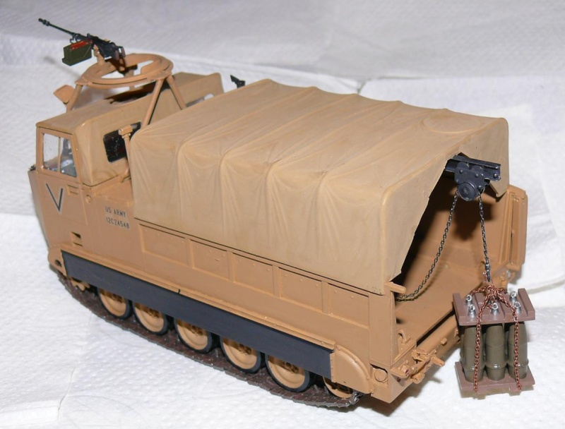 M548A1 au 1/35 de AFV CLUB Photo928
