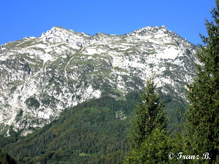 """"""" La haut sur la montagne """" ou, Franz et ses escapades alpines ... - Page 2 Dscf2111"""