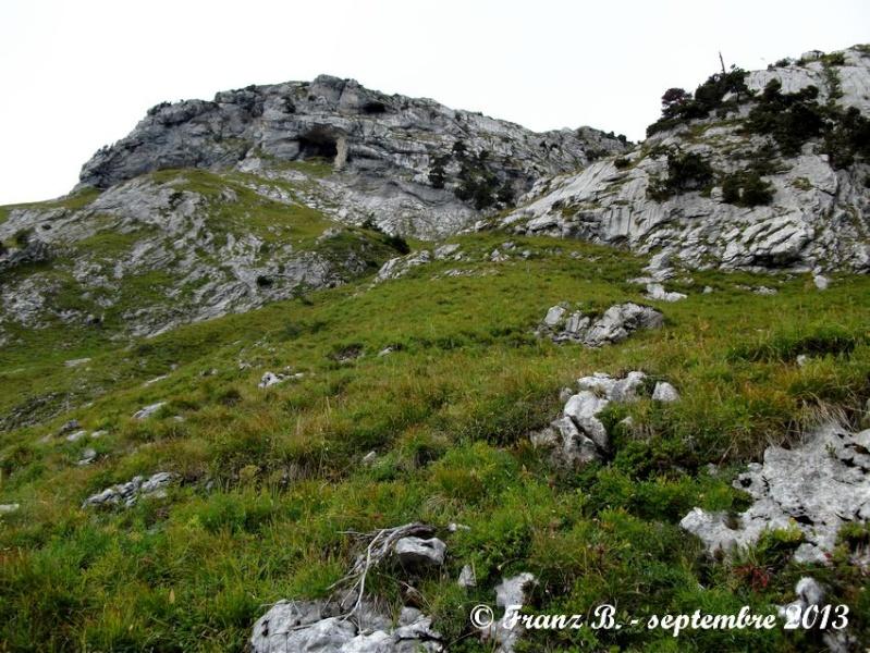 """"""" La haut sur la montagne """" ou, Franz et ses escapades alpines ... - Page 2 Dscf2113"""