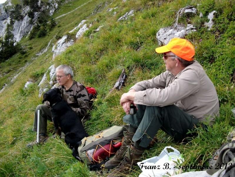 """"""" La haut sur la montagne """" ou, Franz et ses escapades alpines ... - Page 2 Dscf2116"""