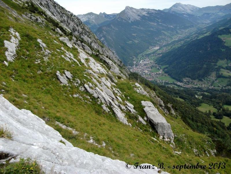 """"""" La haut sur la montagne """" ou, Franz et ses escapades alpines ... - Page 2 Dscf2118"""