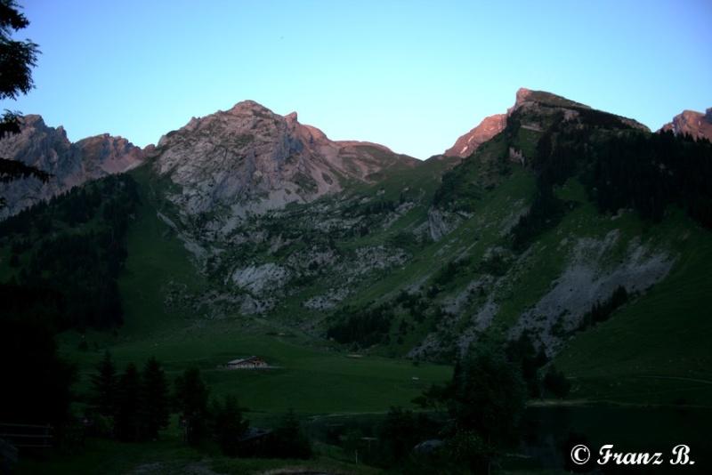 """"""" La haut sur la montagne """" ou, Franz et ses escapades alpines ... - Page 2 Img_5210"""