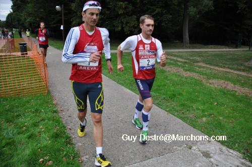 Bertrand Moulinet record  et Champion de France du 100 km  Dsc_5510