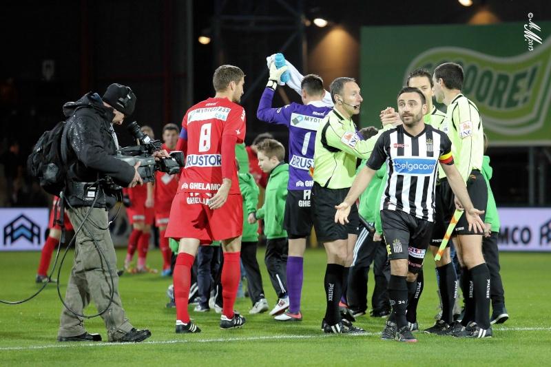 KV Kortrijk - RCSC 1-1 151010