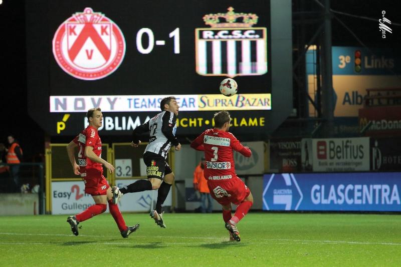 KV Kortrijk - RCSC 1-1 235810