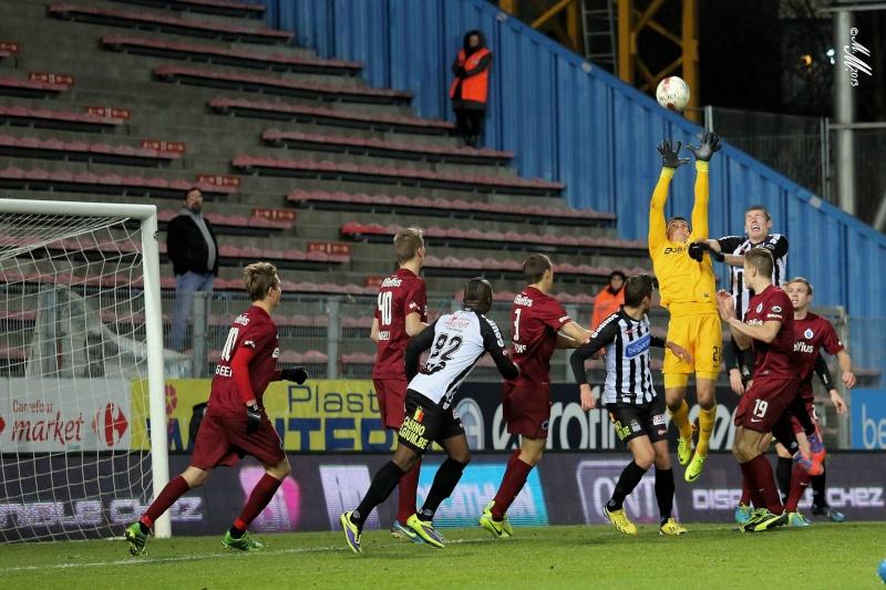RCSC - Club Brugge KV  2-2 593510