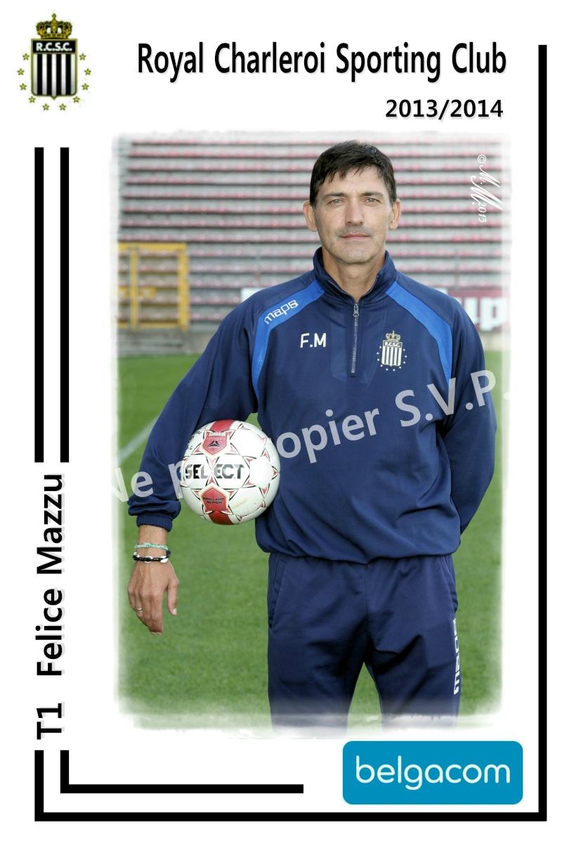 Felice Mazzu Fm1110