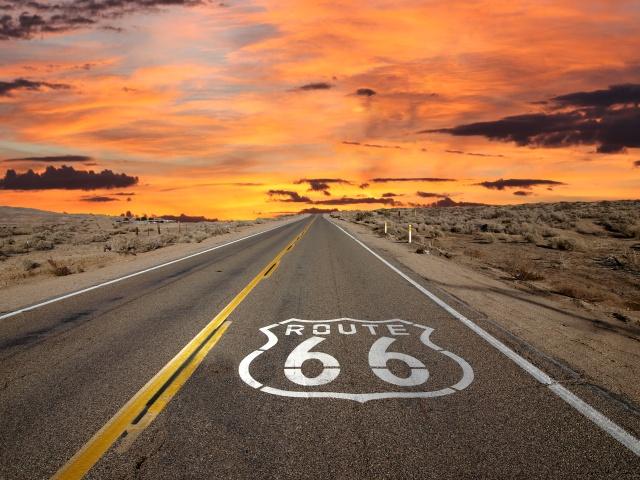 Bästa tipsen för bilturen i USA Route010
