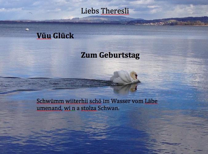 Therese burzelt  Geburi11