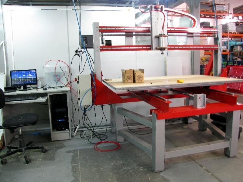 Préparation en vue de la création d'une CNC 3drout10