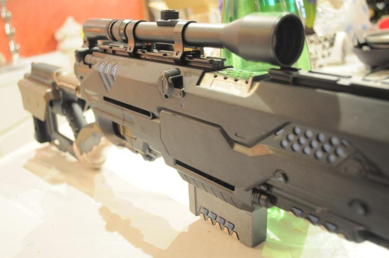 La Forge de Nico - Réaltion d'un fusil Blaster longue portée Dsc_1811