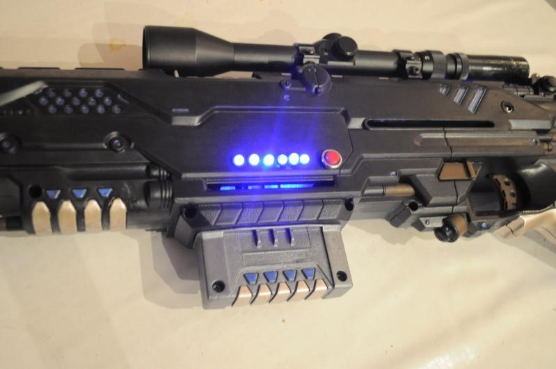 La Forge de Nico - Réaltion d'un fusil Blaster longue portée Dsc_1812