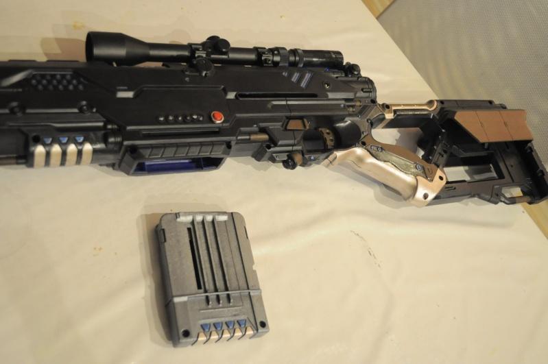La Forge de Nico - Réaltion d'un fusil Blaster longue portée Dsc_1813