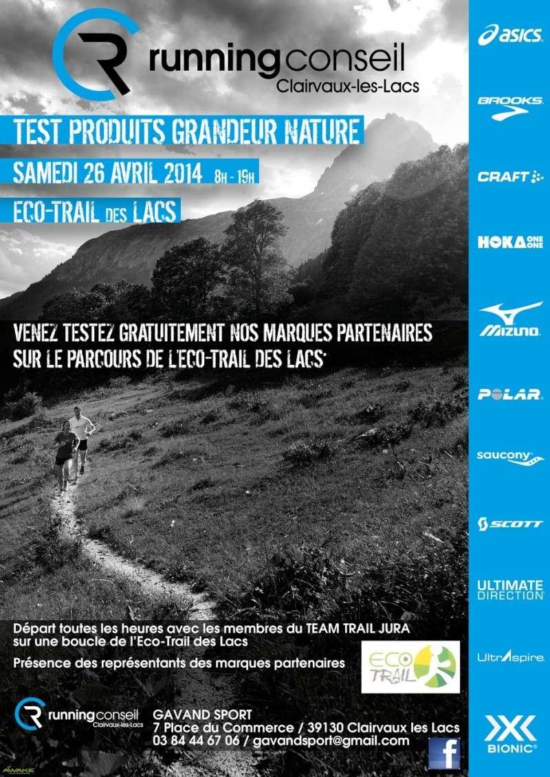 2014 - Trail de Clairvaux-Les-Lacs 2014 Salon_11