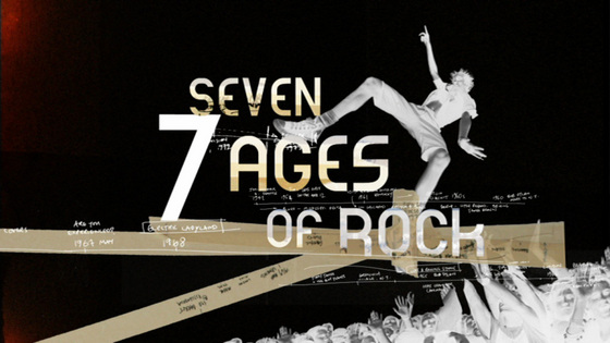 «SEVEN AGES OF ROCK»White Light, White Heat, Art Rock 7-ages10