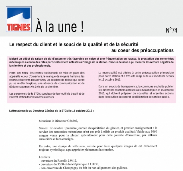 [Tignes] Incident TK Rosolin D5nnxg10
