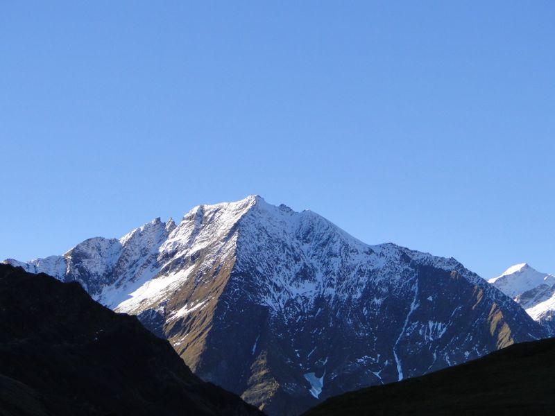 La Ville des Glaciers - Col de la Seigne Dsc02733
