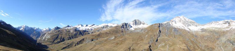 La Ville des Glaciers - Col de la Seigne Dsc02738