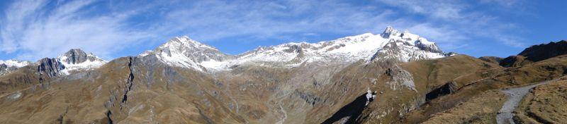 La Ville des Glaciers - Col de la Seigne Dsc02739