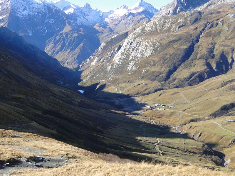 La Ville des Glaciers - Col de la Seigne Dsc02740