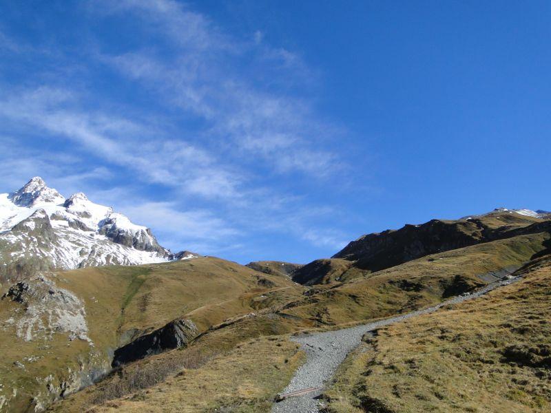 La Ville des Glaciers - Col de la Seigne Dsc02741