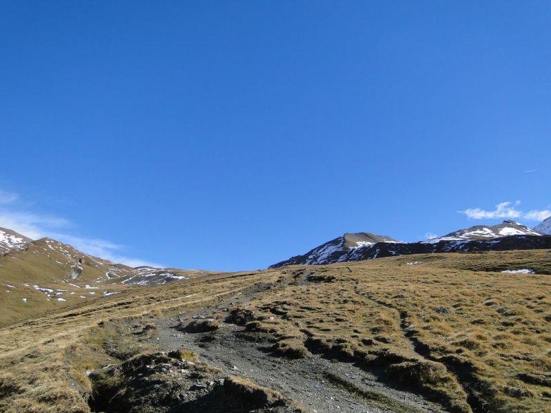 La Ville des Glaciers - Col de la Seigne Dsc02742