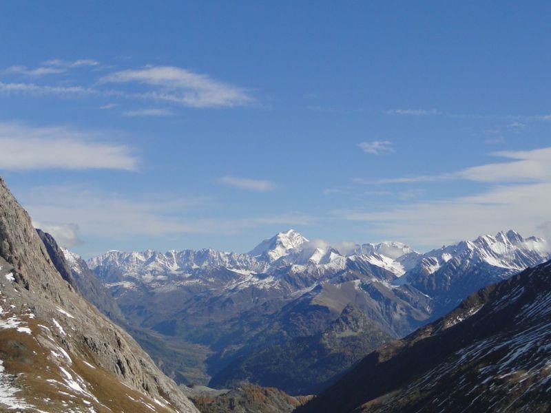 La Ville des Glaciers - Col de la Seigne Dsc02745